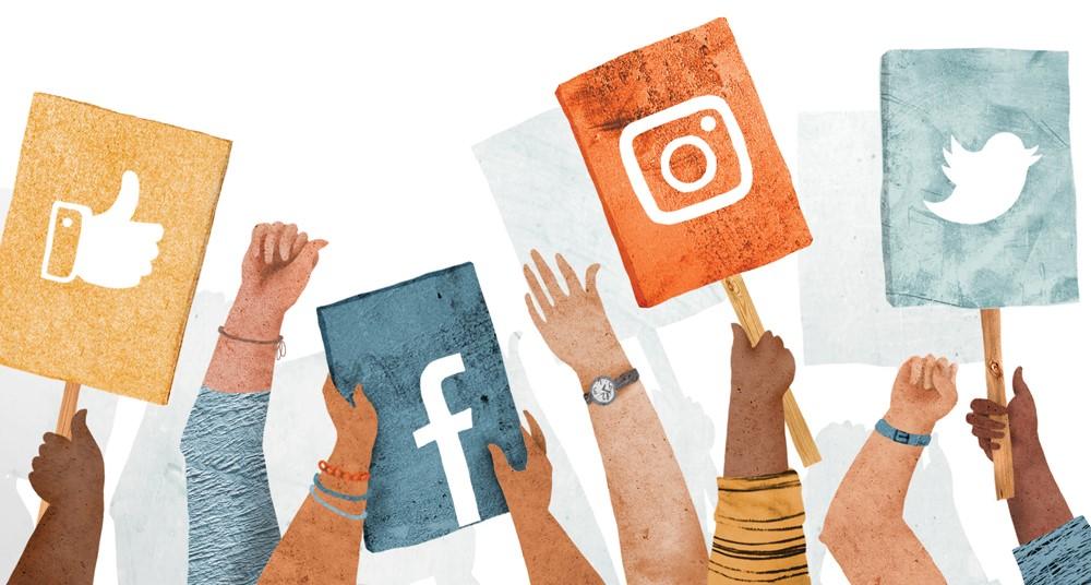 Social Media Protestors